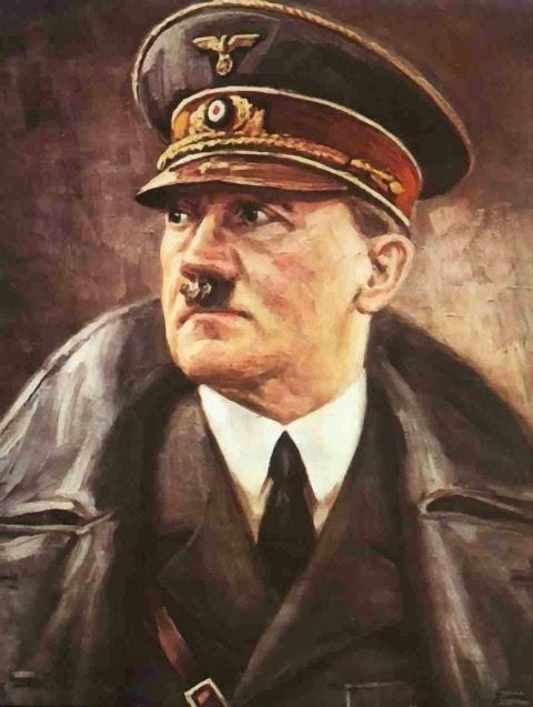 Ternyata Hitler Sempat Menjadi Mualaf Sebelum Meninggal
