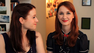 the lizzie bennet diaries - introducing jane