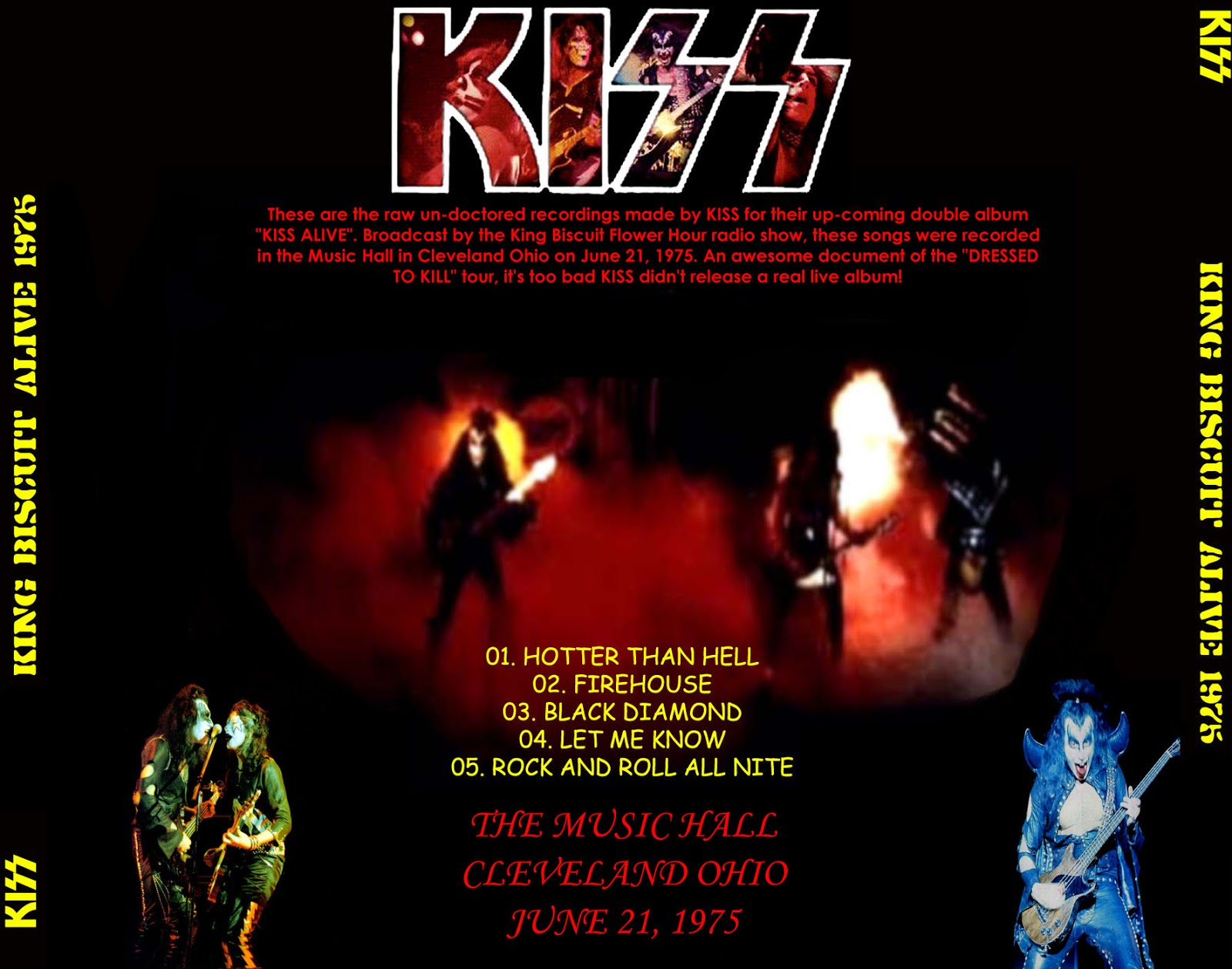 Reliquary Kiss [1975 06 21] King Biscuit Alive 1975 [FM
