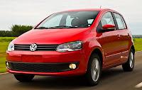 Novo Fox da Volkswagen