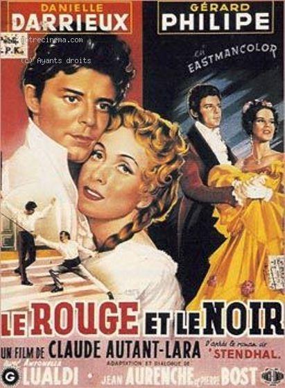 Le Rrouge et le Noir | Stendhal  Marie-Henri Beyle 1783-1842
