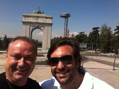Jaime+L%C3%B3pez+Chicheri+y+Mario+Schumacher+ +Moncloa+de+Madrid ...Costa Blanca en el libro 31 historias de branding personal de Jaime López Chicheri