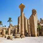 Santuário de Karnak Egipto