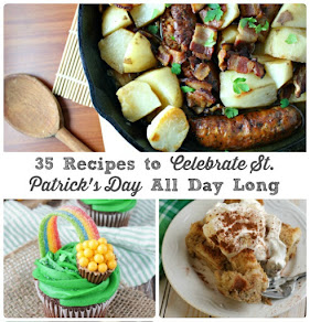 It's never too early to start planning that St. Patrick's Day menu!