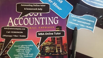 MBA Accounting tutor USA, UK, UAE, Australia, Canada, Austria, Belgium