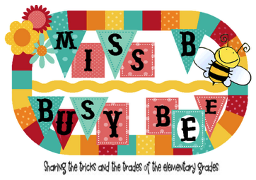 Miss B., Busy Bee