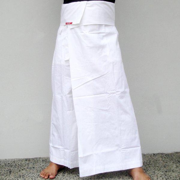 Celana Sarung Preview Putih