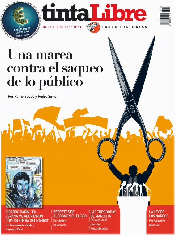 Eventos en sevilla la revista tintalibre se presenta hoy for Espectaculos en sevilla hoy