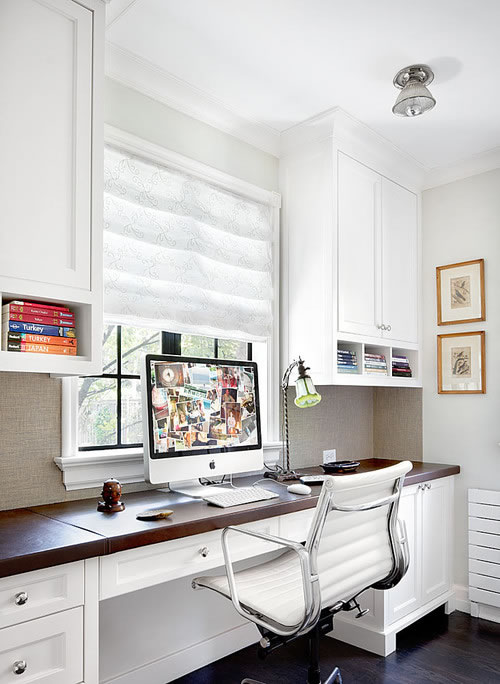 18 Minimalistic Home Offices to Inspire You