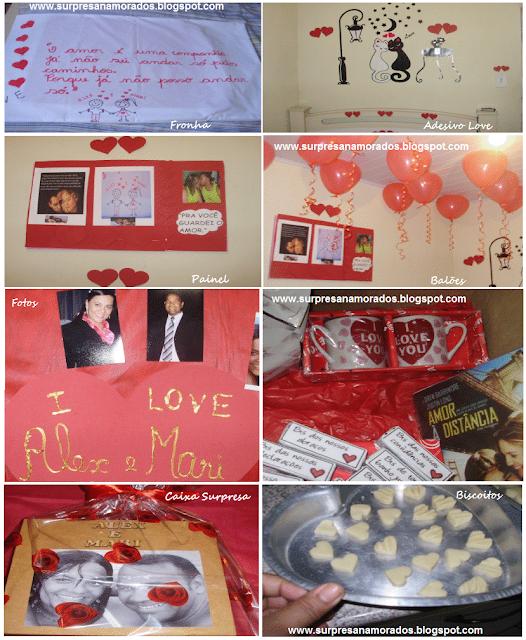 balões e biscoitos em forma de coração