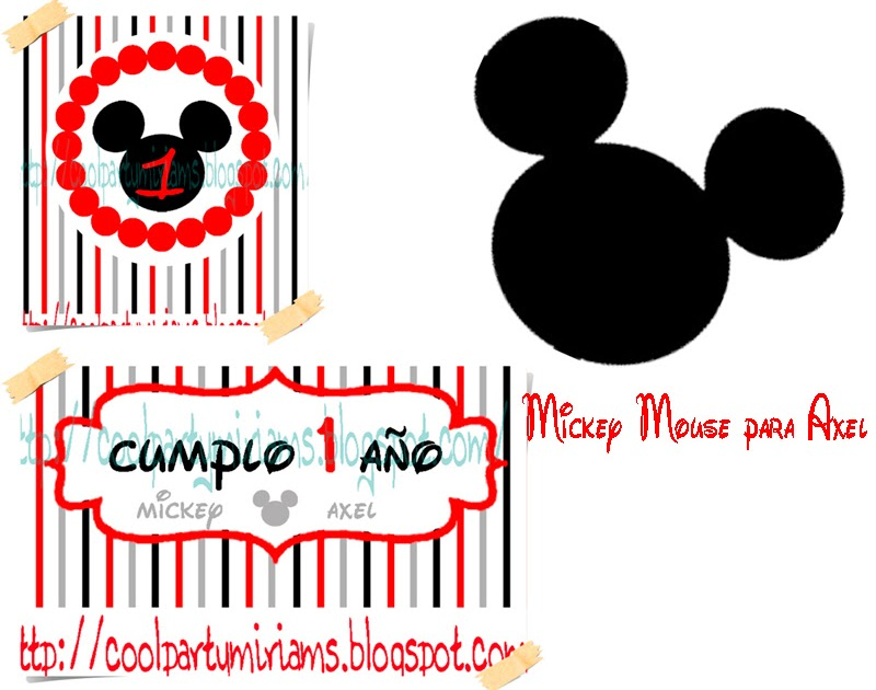 Fiestas tem ticas by cool party fiesta mickey mouse - Fiesta tematica mickey mouse ...