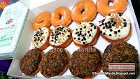 Krispy Kreme Speculoos Doughnuts