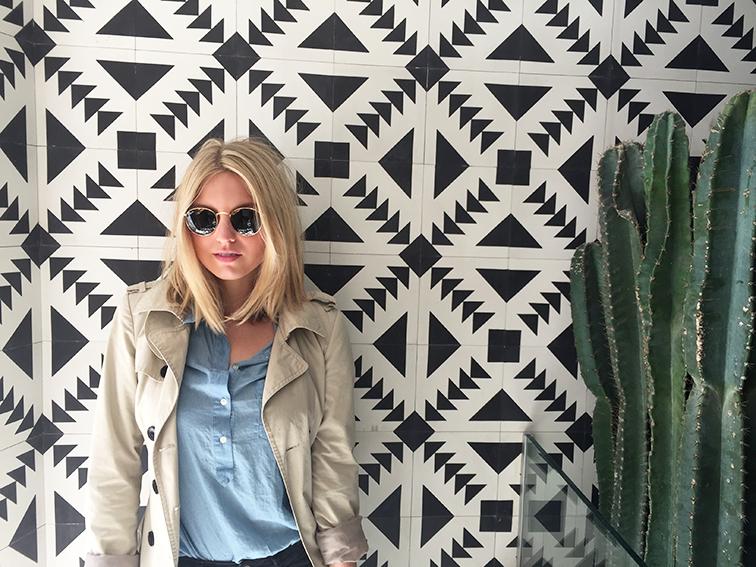 Fashion Over Reason, Ray-Ban Lennon sunglasses