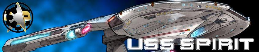 USS Spirit (Relato pdf)