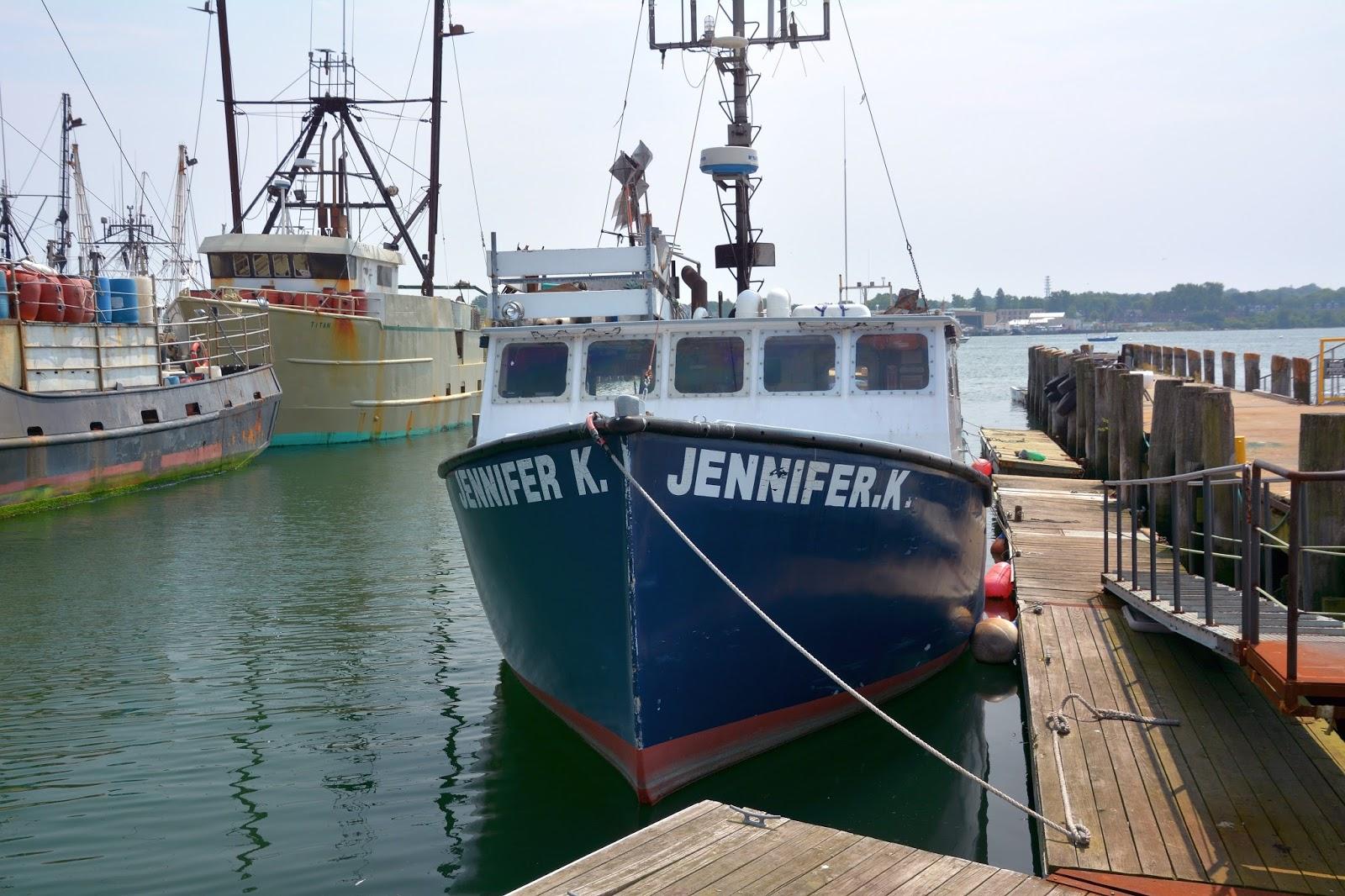 Portland maine history 1786 to present blog fishing boat for Portland maine fishing