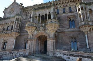 Comillas. Palau de Sobrellano