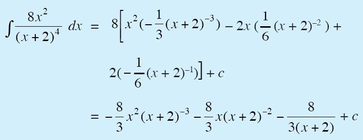 Jendela Pendidikan Contoh Soal Dan Pembahasan Integral Tak Tentu Integral Tentu Kalkulus 2