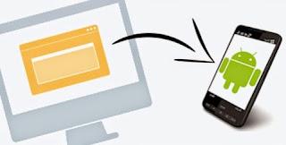 Cara Cepat Install APK Game Lewat PC/Komputer ke Android