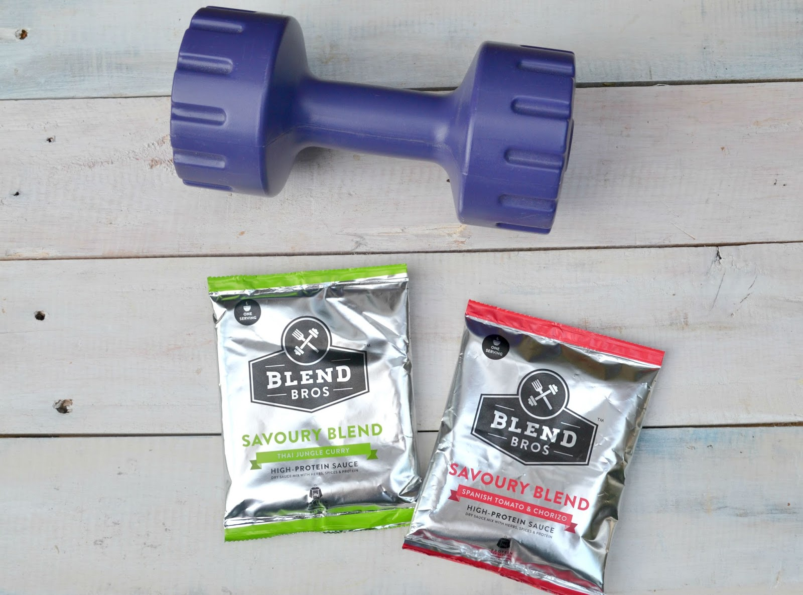 Blend Bros Savoury Protein Powder
