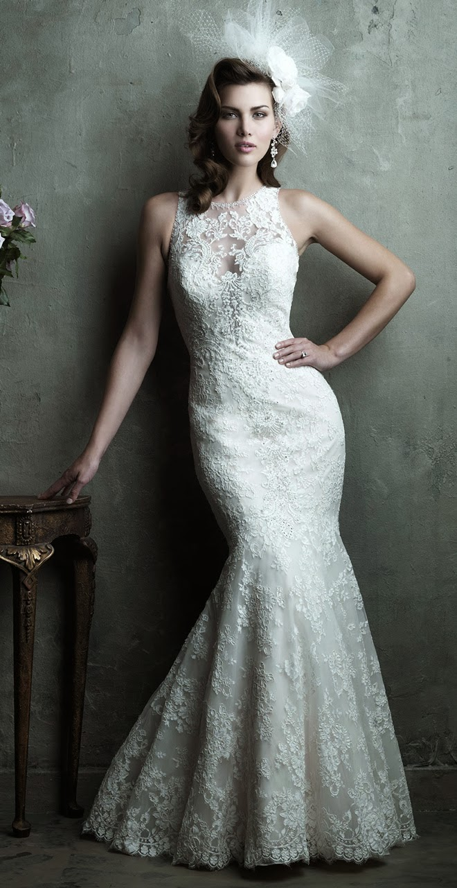 allure couture spring 2014 bridal collection belle the