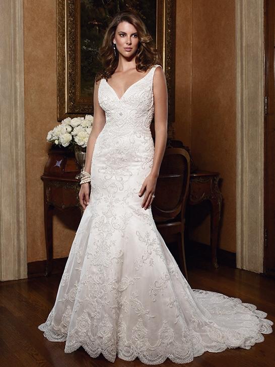 Luxus Brautkleid Online Blog: Spitze Brautkleider