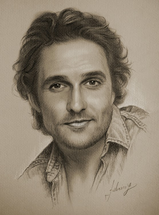 06-Mathew-McConaughey-krzysztof20d-2b-and-8b-Pencils-Clear-Pastel-Celebrity-Drawings-www-designstack-co