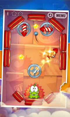 Cut the Rope: Experiments Apk for android phones