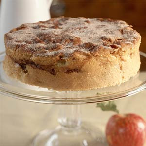 Cinnamon - Apple Cake Recipe