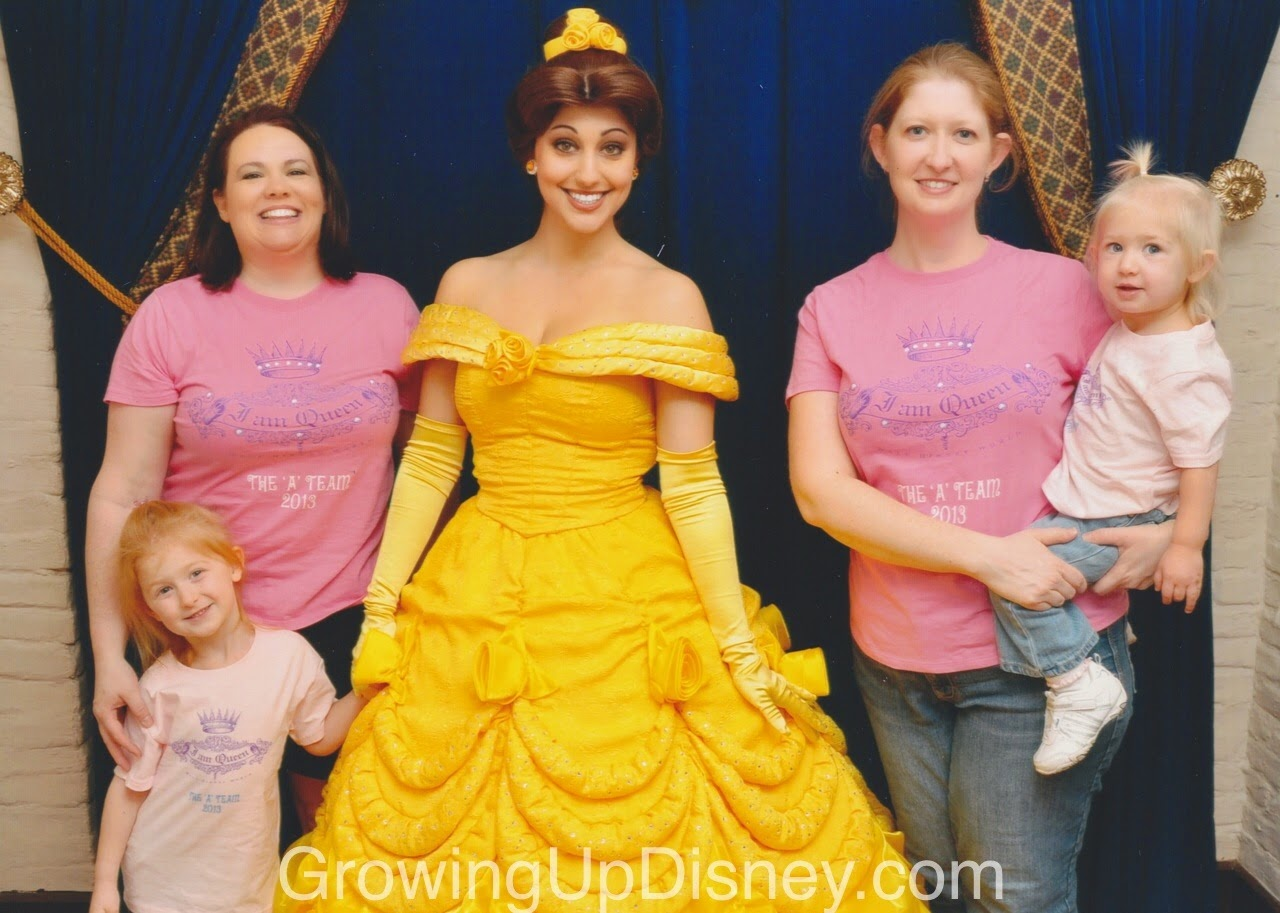 Belle, Akershus, Growing Up Disney