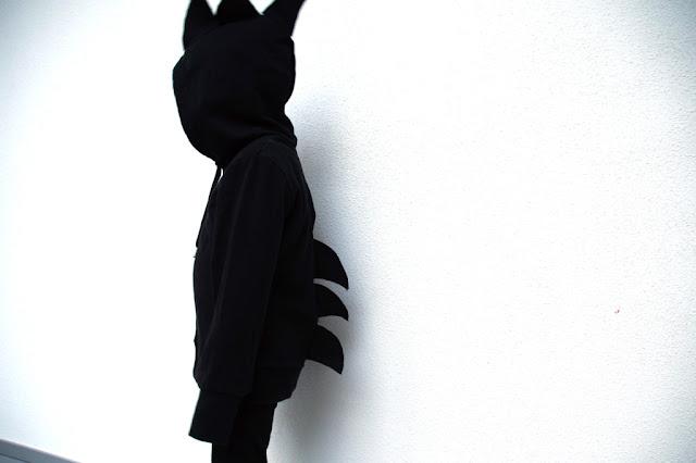 dragon hoodie - huisje boompje boefjes