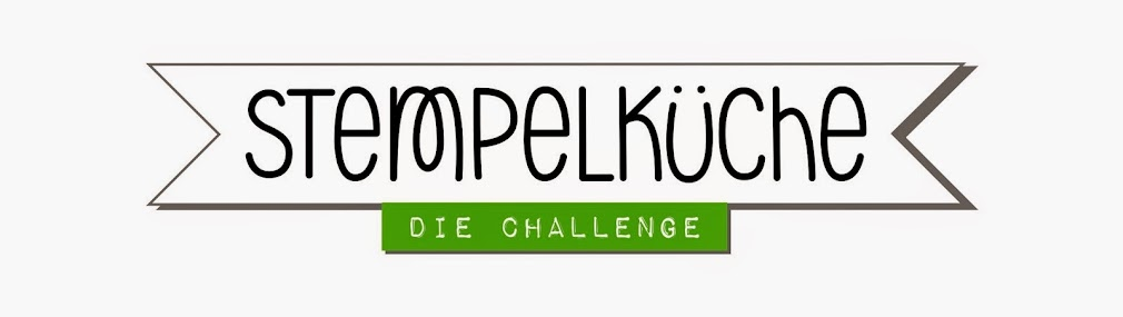 Stempelküche - die Challenge