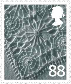 Northern Ireland 88p definitive stamp.