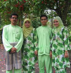My Lovely Family!
