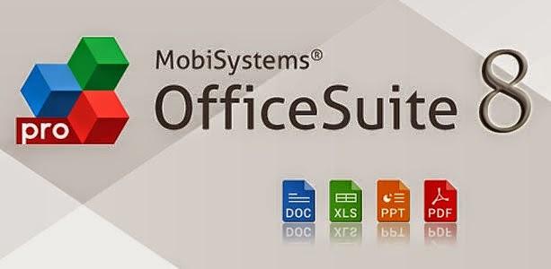 Download OfficeSuite 8 Pro Terbaru 2015