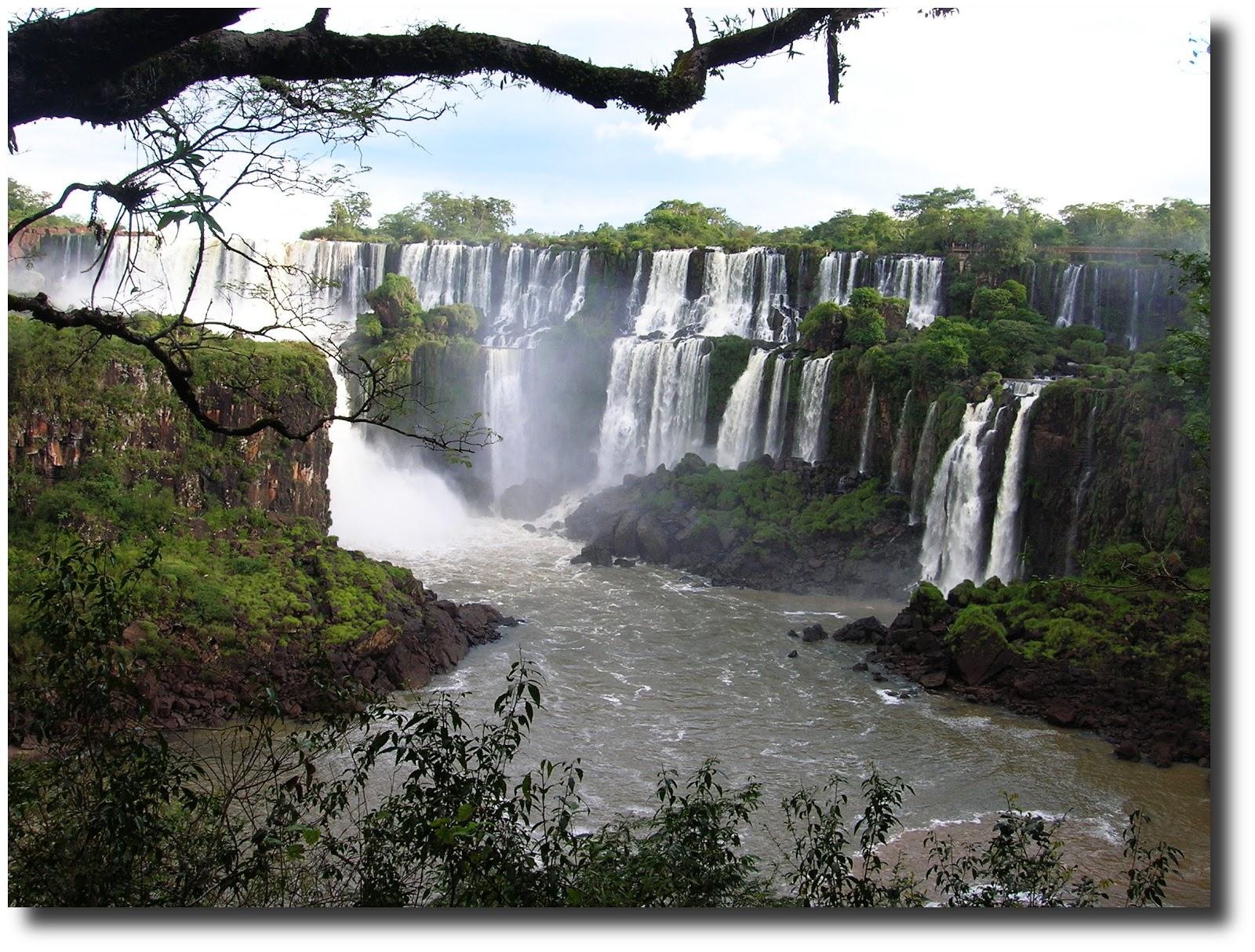 Cataratas de Iguazu, argentina, vuelta al mundo, round the world, La vuelta al mundo de Asun y Ricardo, mundoporlibre.com