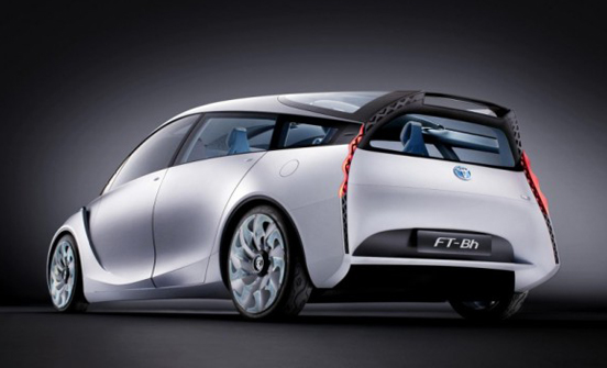 Toyota-FT-Bh-Concept Cars