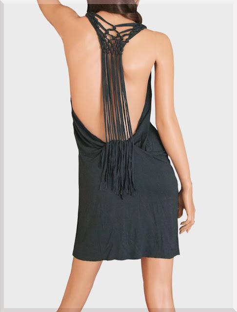 vestidos con espalda descubierta