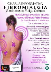 Fibromialgia y Síndrome de Fatiga Crónica-Charla Viladecans