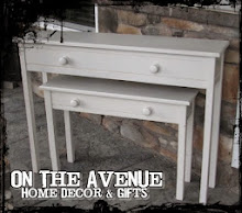 Rustic Painted Furniture