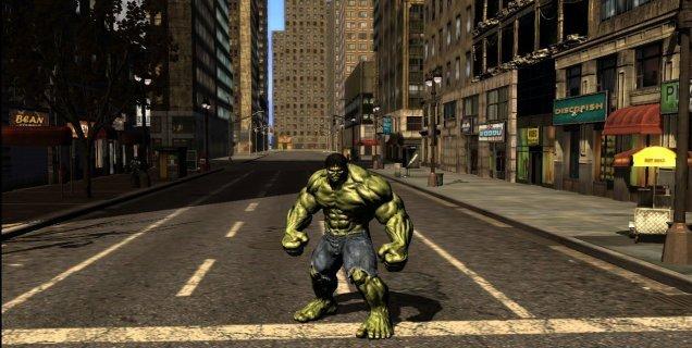 incredible hulk ps2: