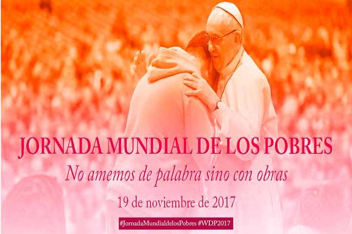JORNADA MUNDIAL DE LOS POBRES.