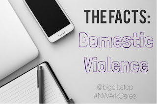 The Facts: Domestic Violence in #NWARK @bigpittstop @NWArkCares