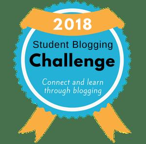 2018 Student Blogging Challenge