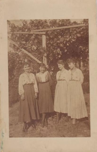 Poza de familie din 1918