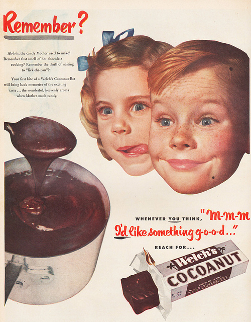 Creepy Kids in Creepy Vintage Ads — Wait But Why | Creepy vintage, Florida oranges, Oranges ad