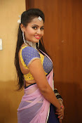 Neetha sizzling photo shoot in half saree-thumbnail-19
