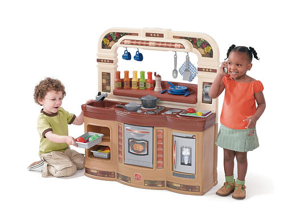 Toys r us deals of the day step2 play kitchens lego for Toddler kitchen set