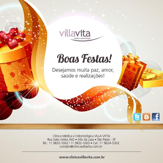 email_boas_festas - A Villa Vita deseja a todos BOAS FESTAS!!!