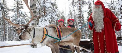 Santa Claus Village Amusement Park Finland