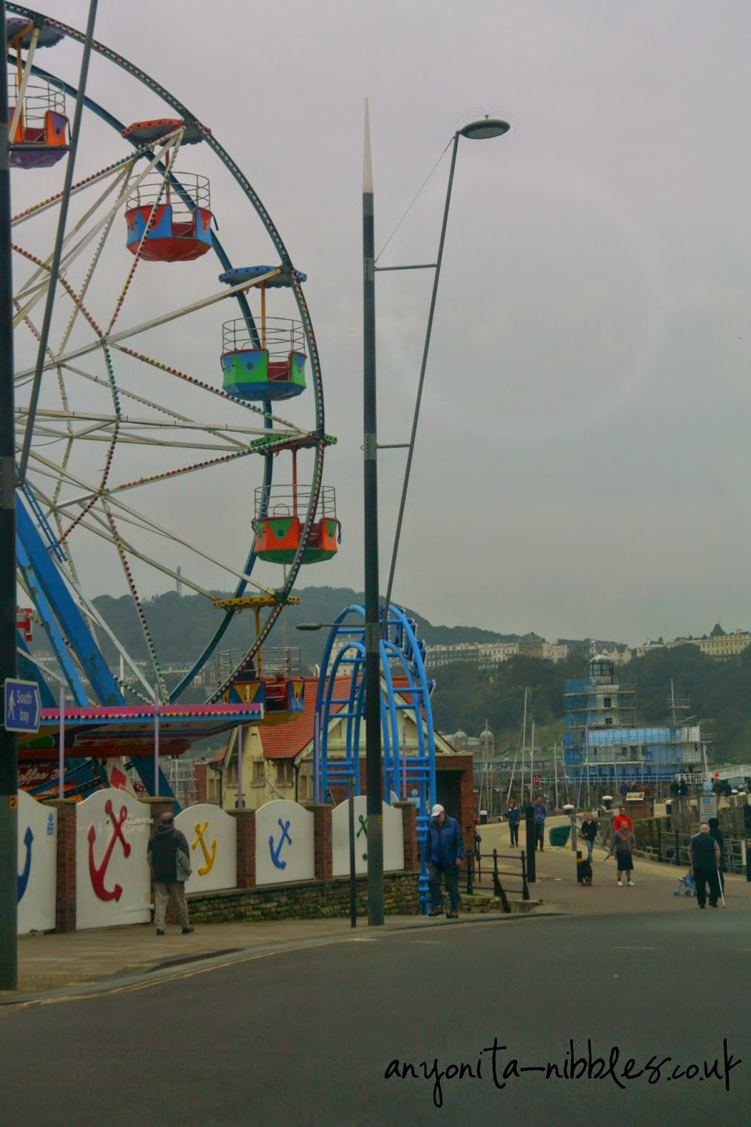 Scarborough amusements | Anyonita-nibbles.co.uk